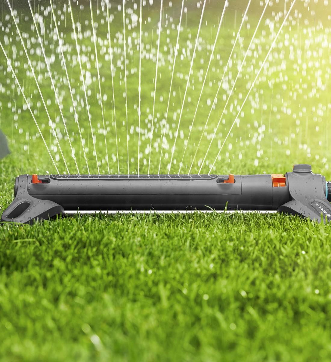 Vattenspridare AquaZoom M