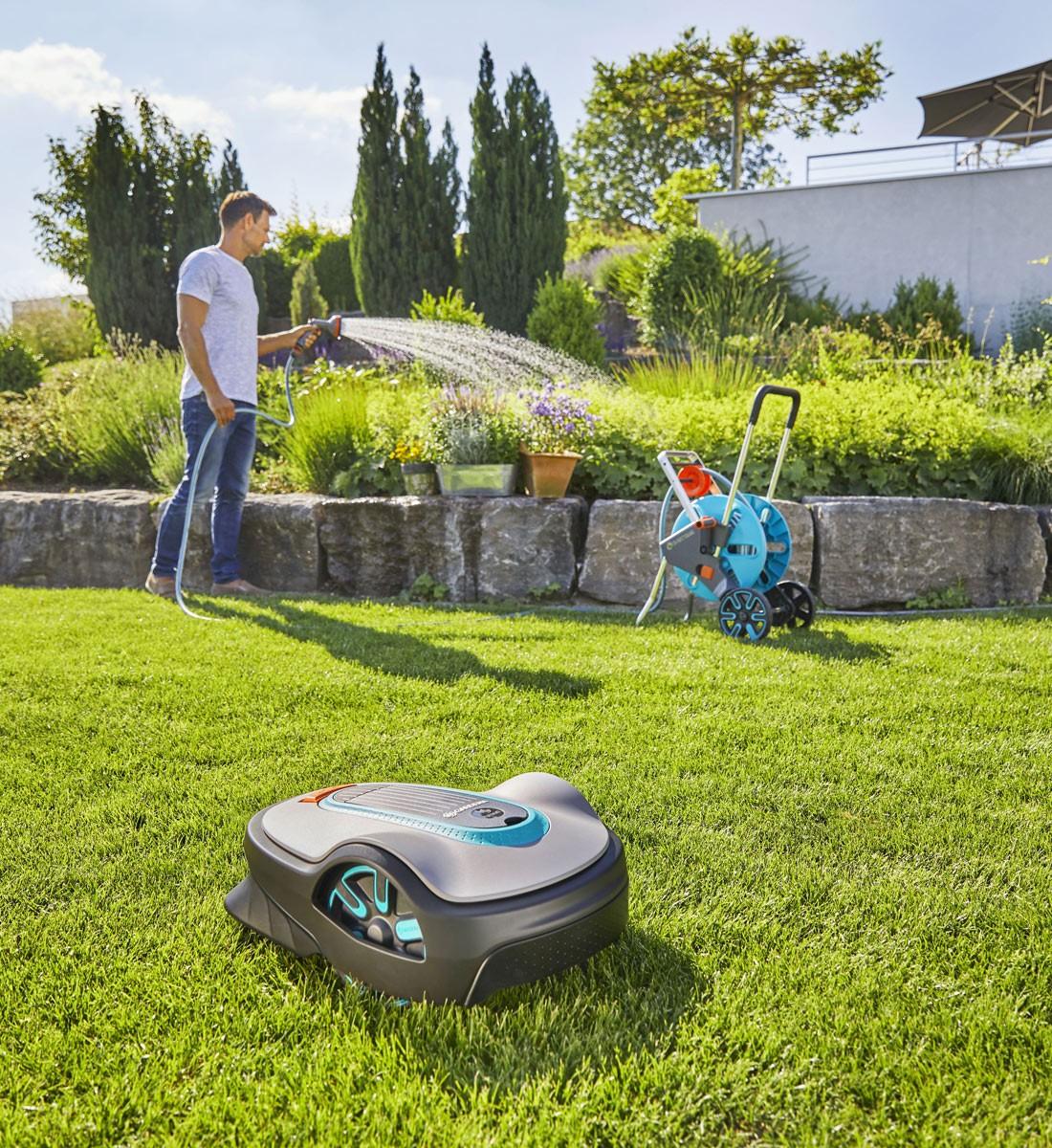Robotklippare smart Sileno Life 1250