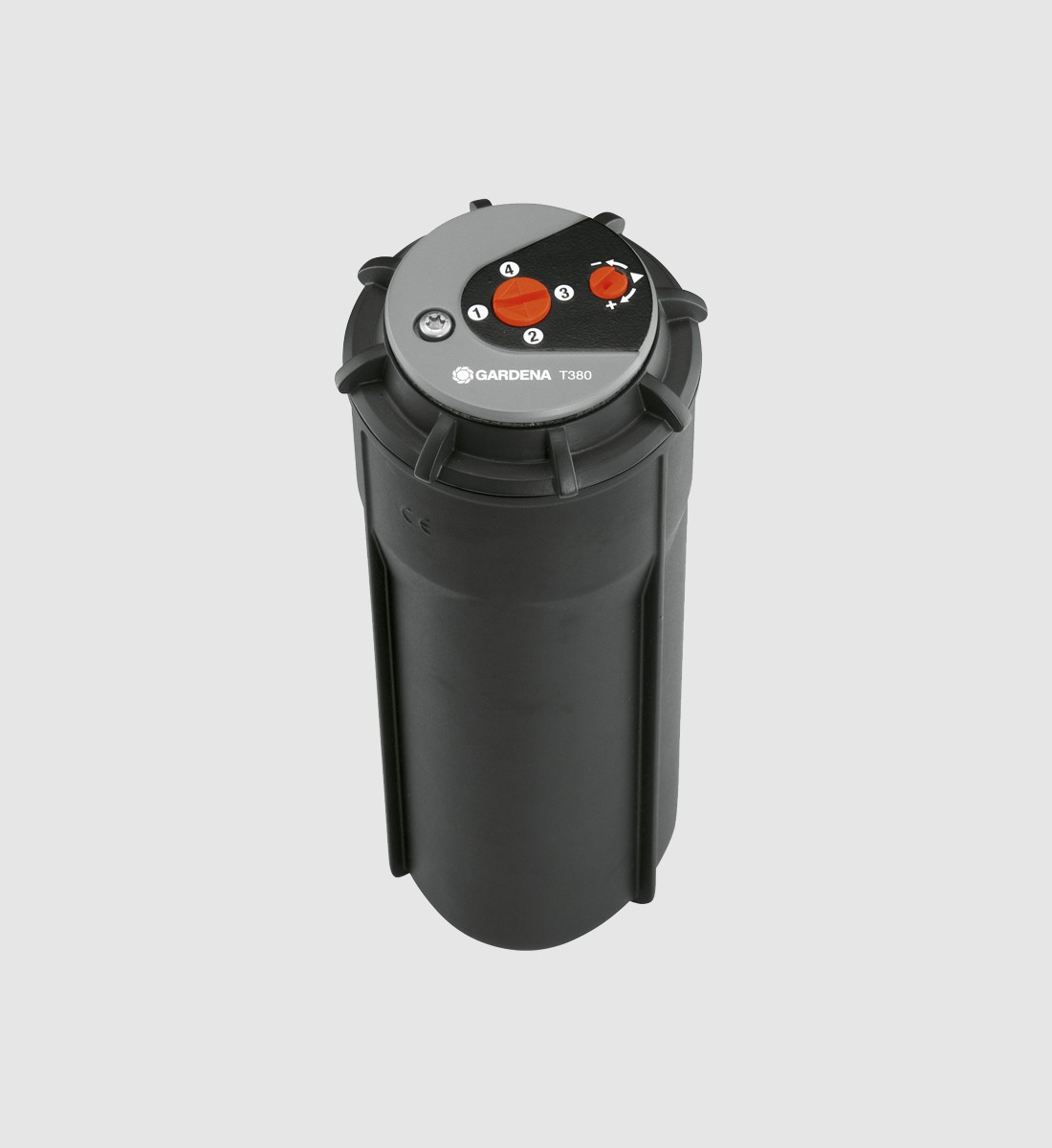 Pop-up Turbosprinkler T 380