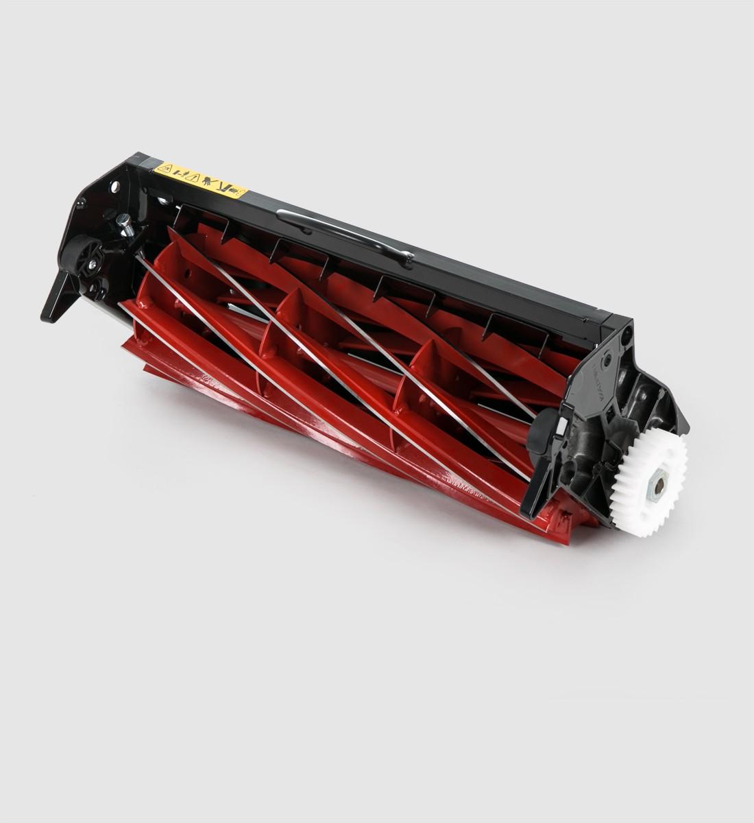 """10 bladig cylinder 17"""""""