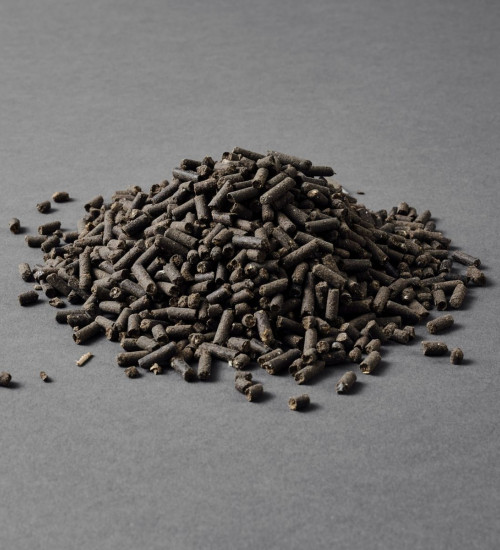 Organsikt hönsgödsel Allround 10kg hög med gödsel