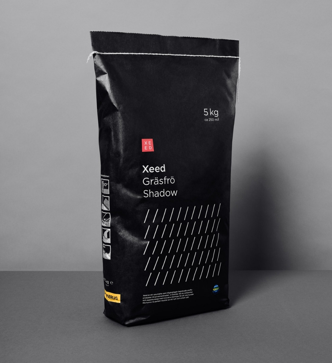 Gräsfrö Skugga/Shadow 5kg framsida