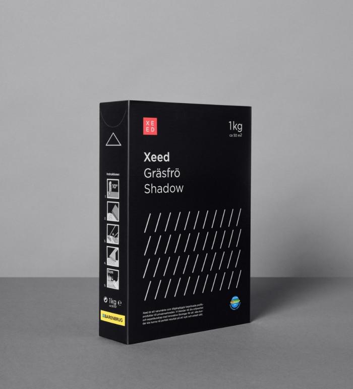 Gräsfrö Skugga/Shadow 1kg framsida