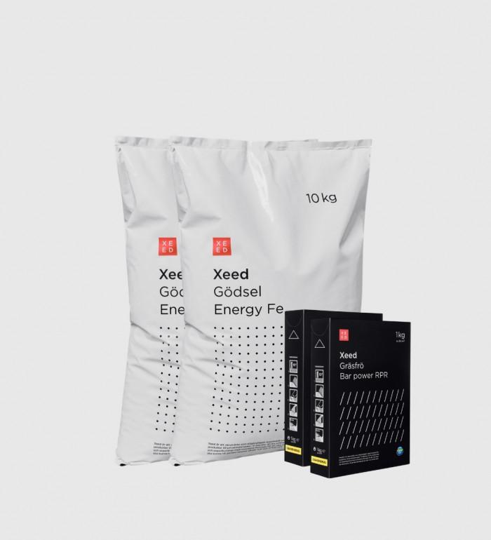 Vårpaket Premium 700kvm