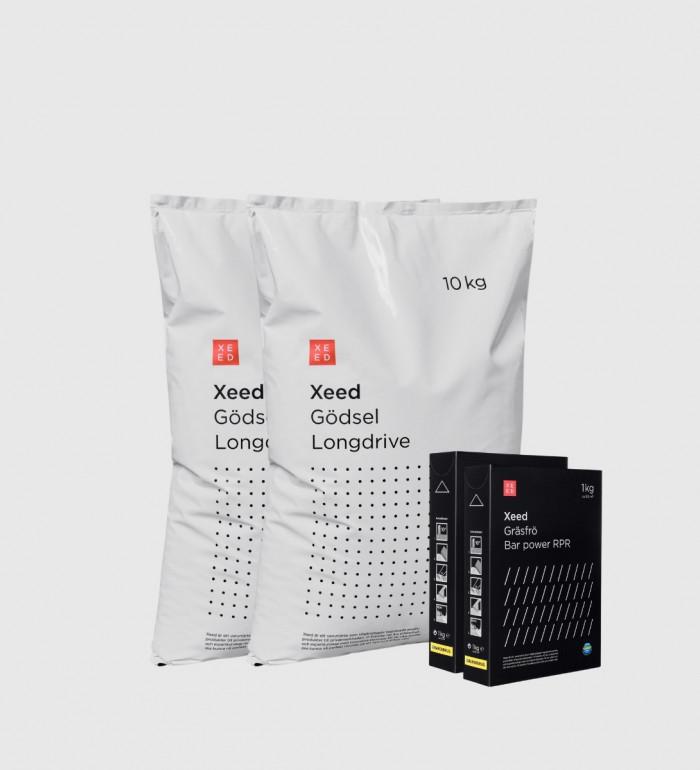 Sommarpaket Premium 700kvm