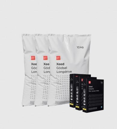 Sommarpaket Premium 1050kvm