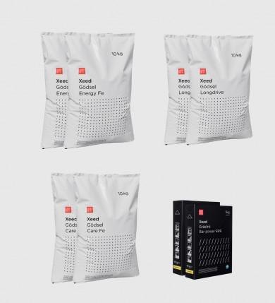 Säsongspaket Premium 700kvm