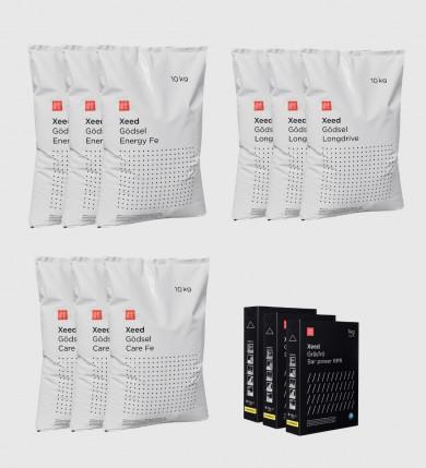 Säsongspaket Premium 1050kvm
