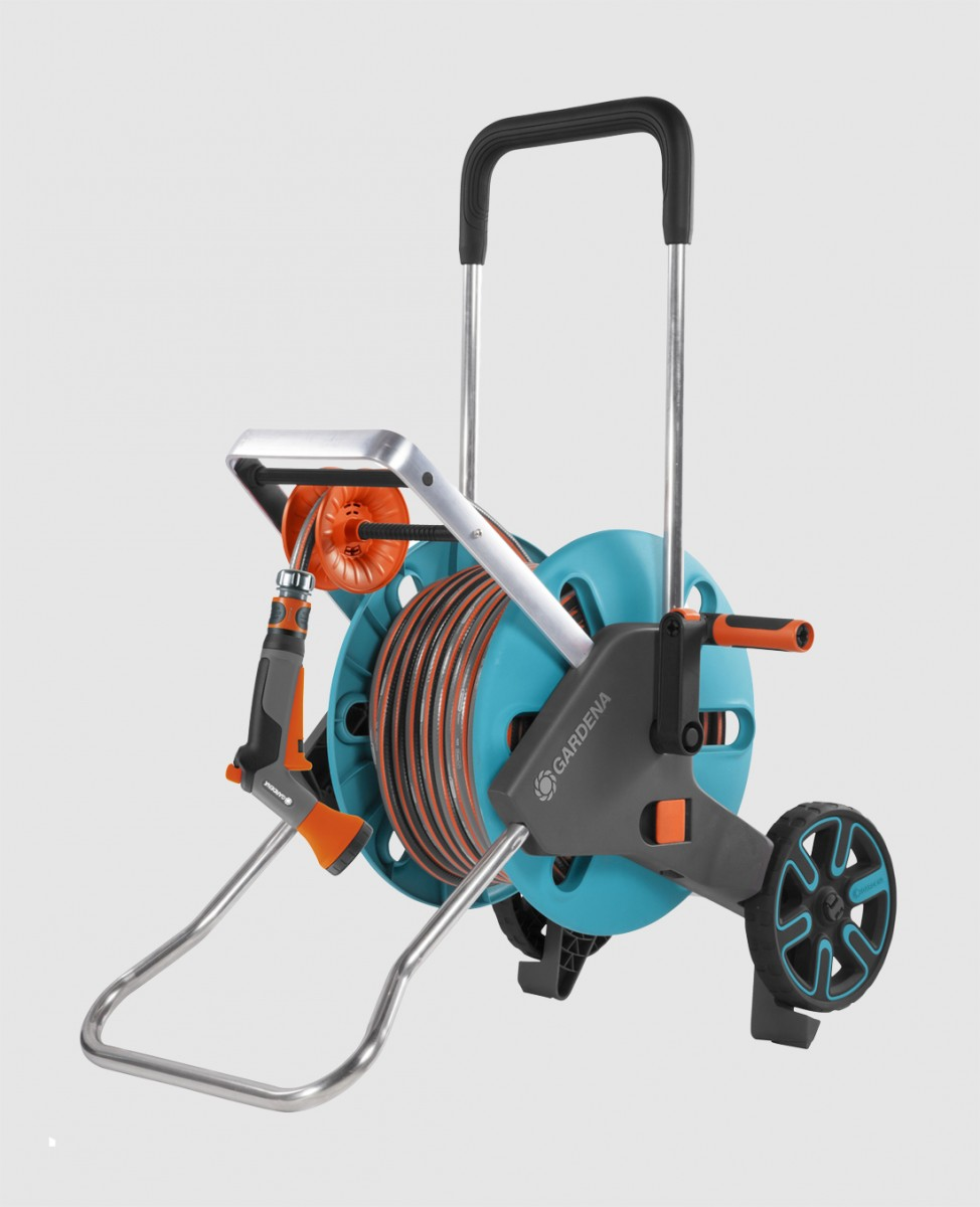 AquaRoll M Easy med 30m FLEX Hose...