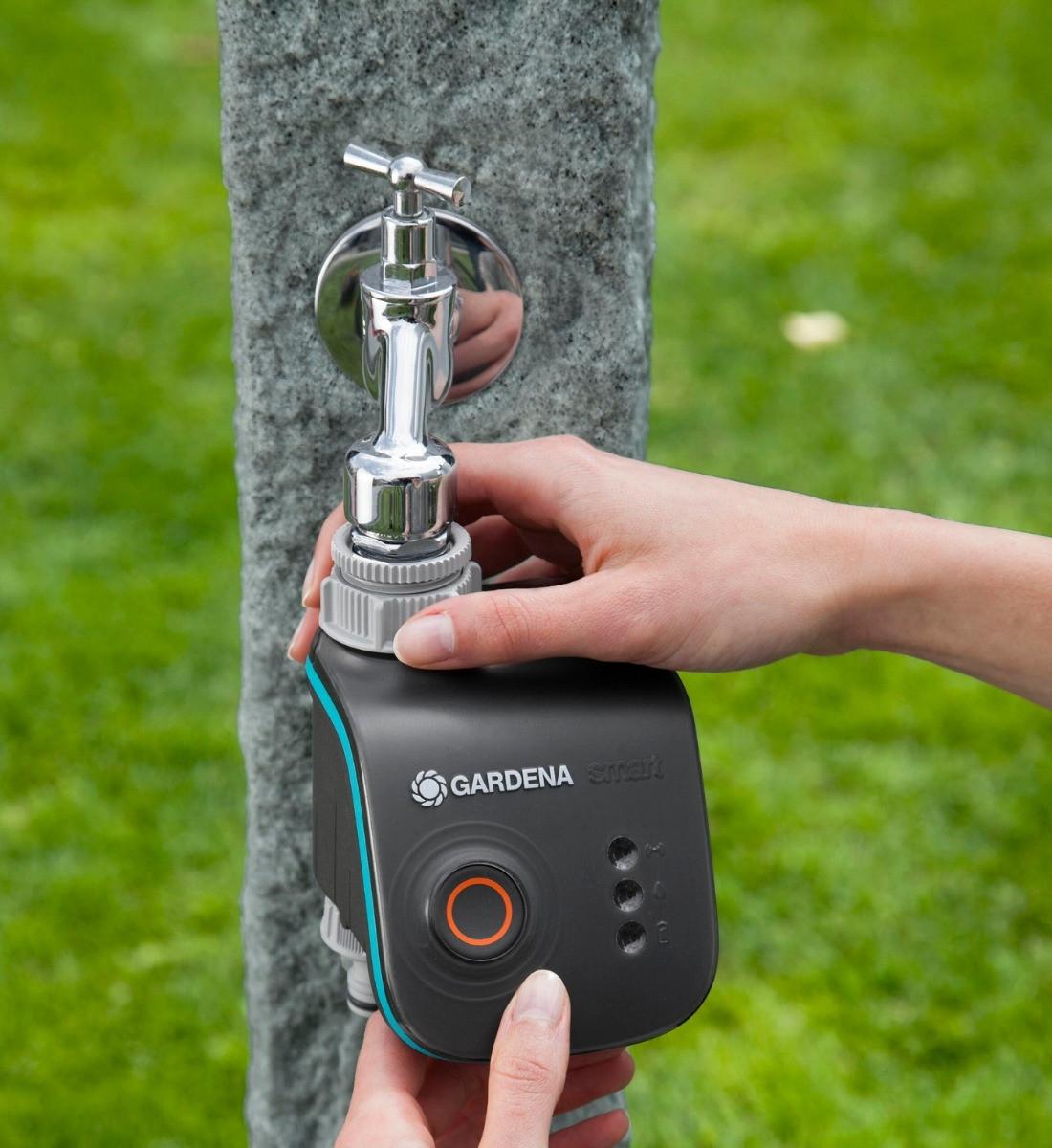 Bevattningssystem Smart sensor
