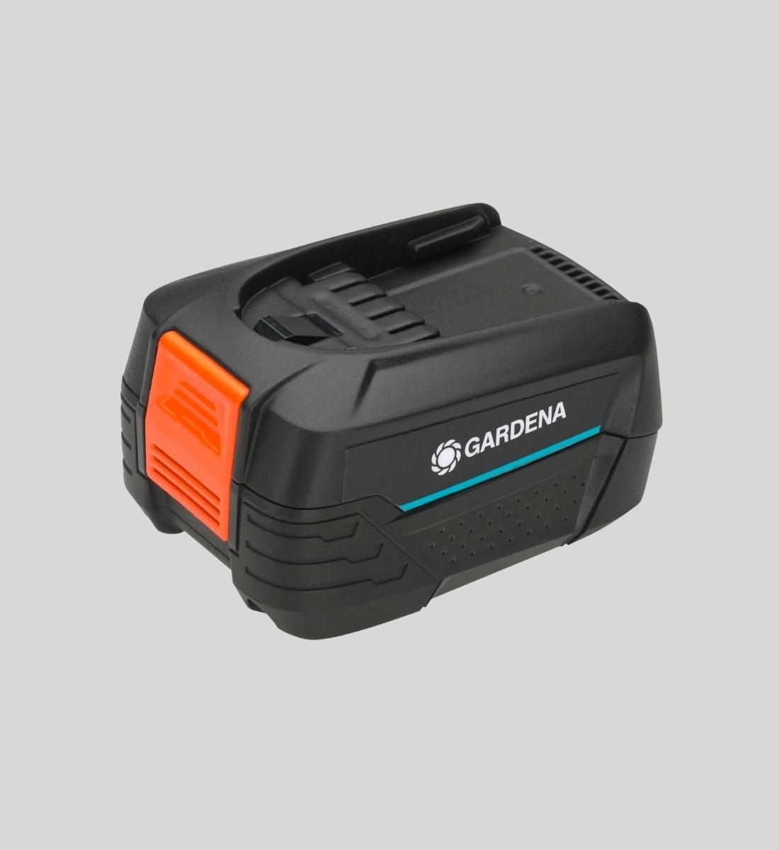 System batteri P4A 18V/72