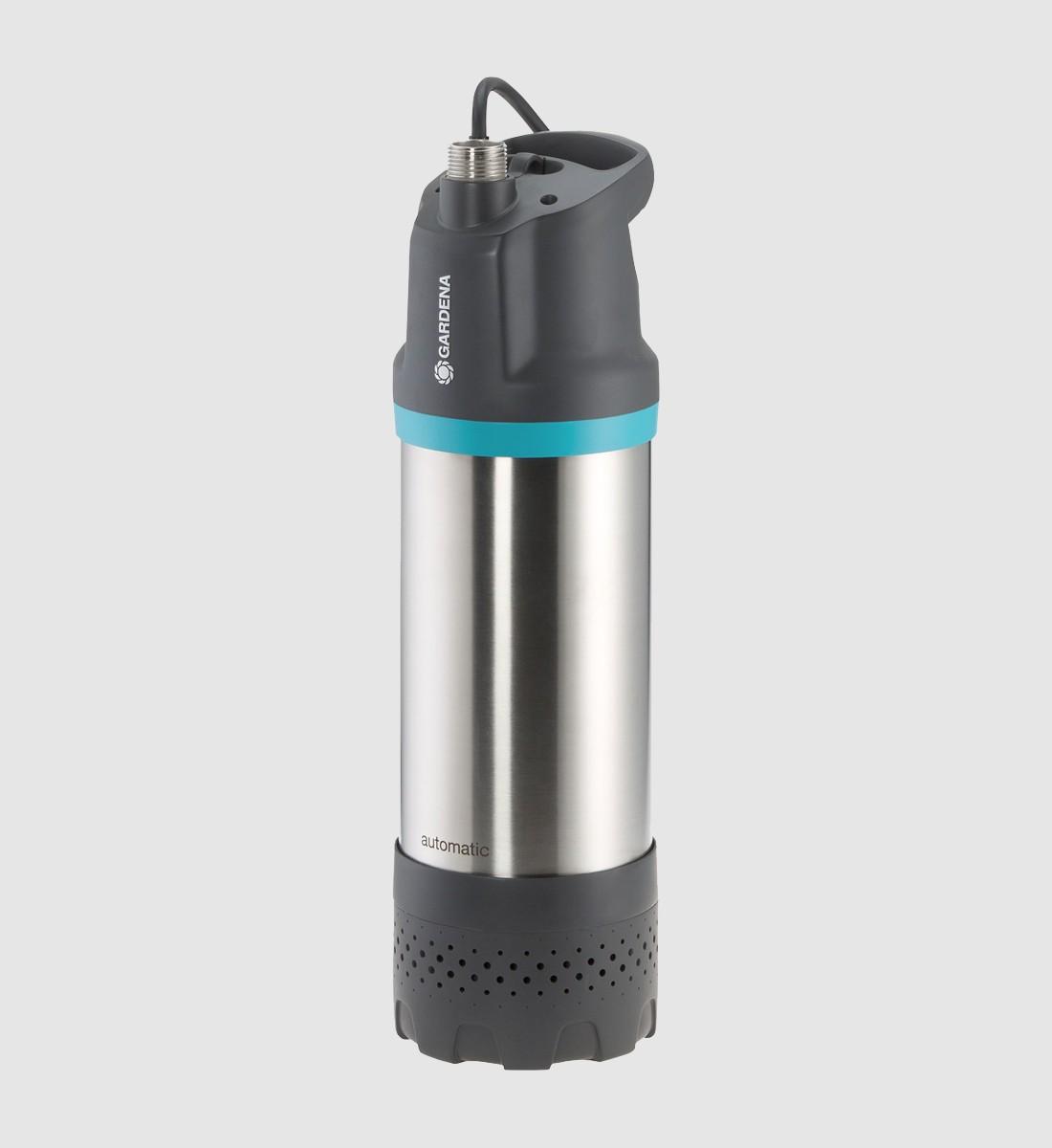Dränkbar Tryckpump 6100/5 inox auto