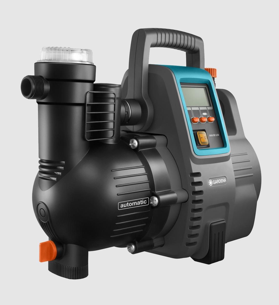 Comfort Pumpautomat 5000/5E LCD