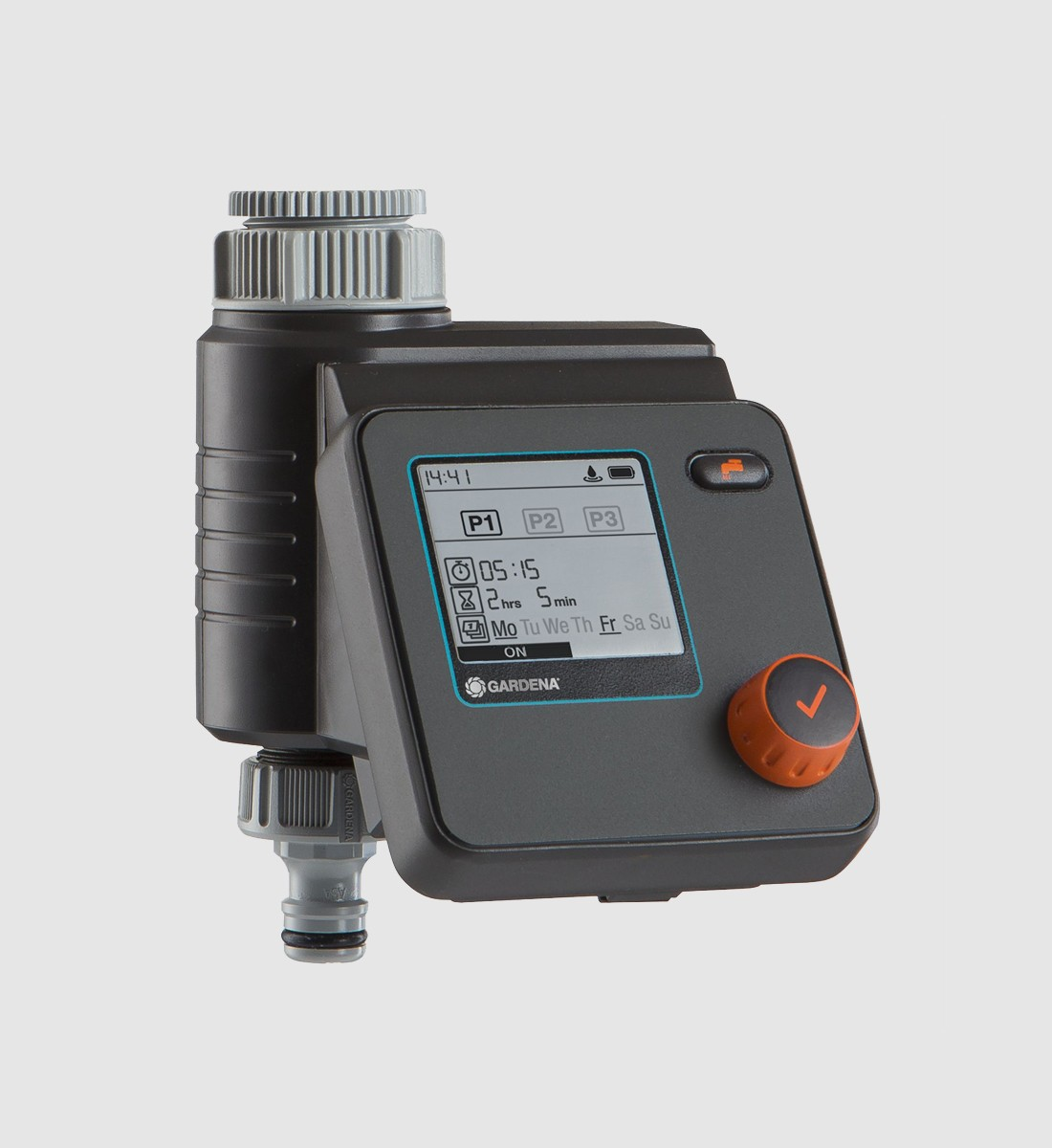 Bevattningscomputer Select