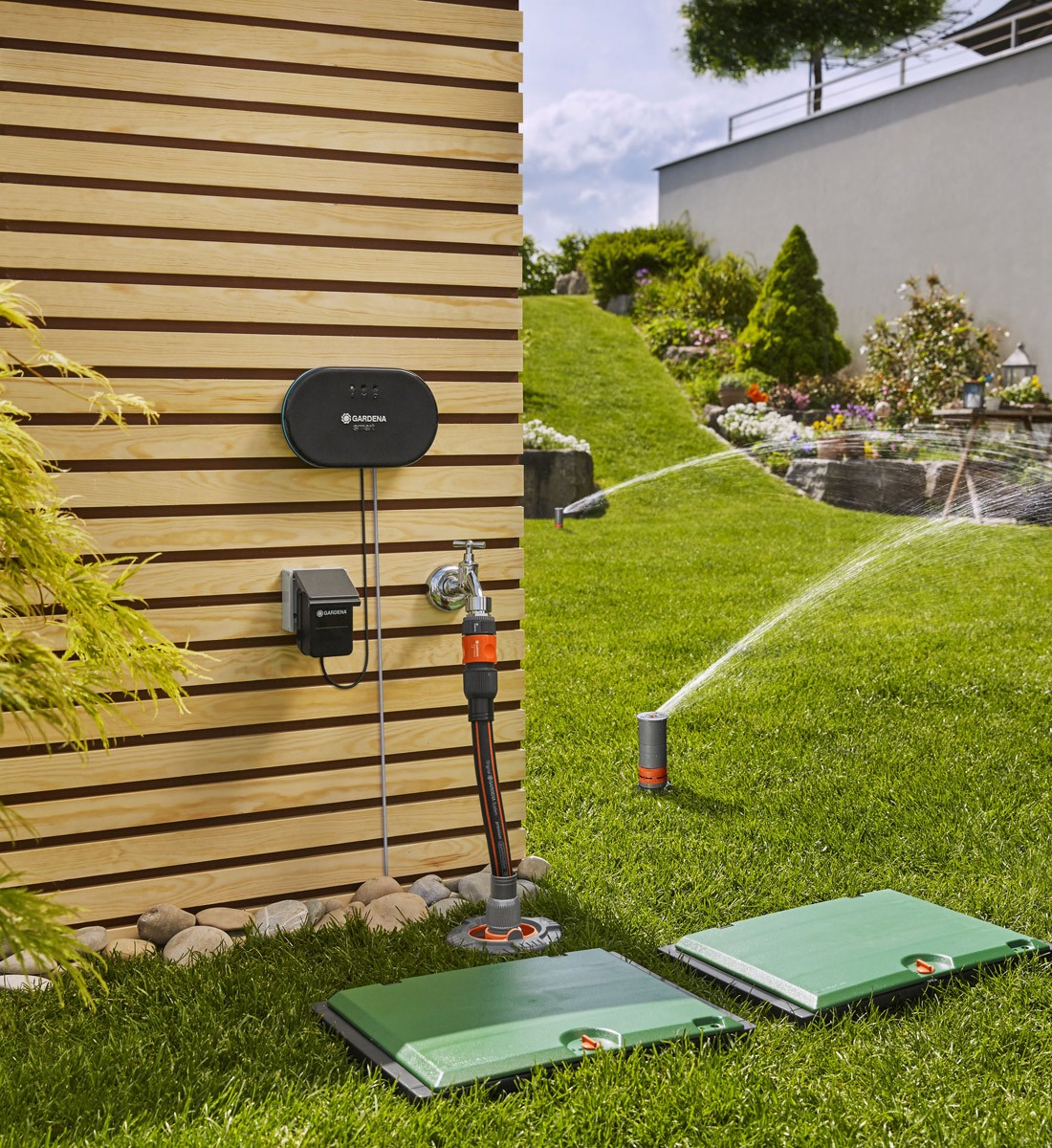 Smart Irrigation Control