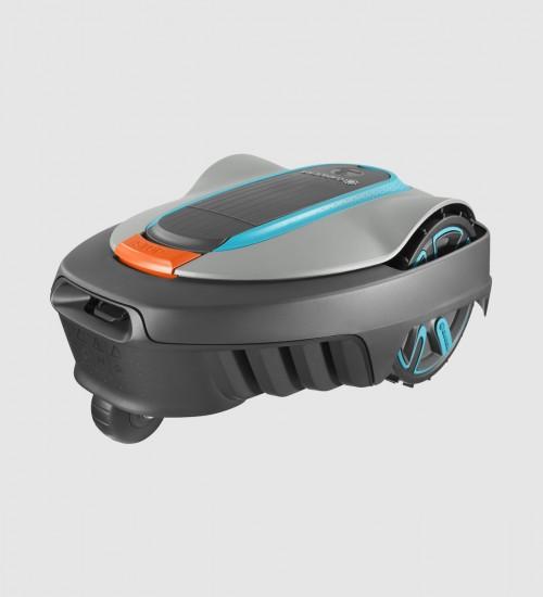smart Sileno city 500, gräsklippare
