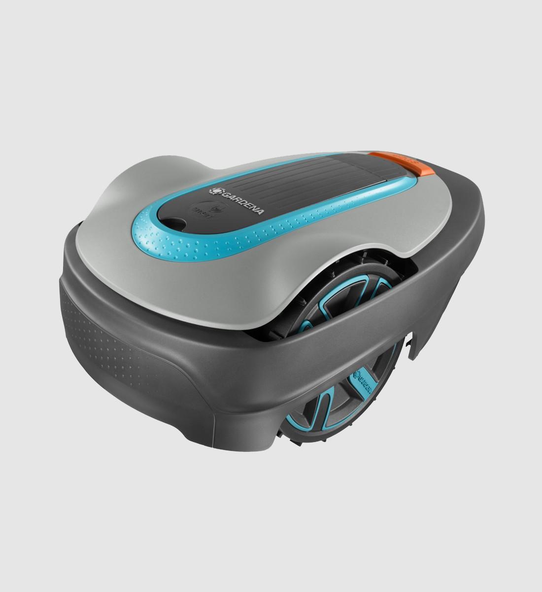 Robotklippare smart Sileno city 500