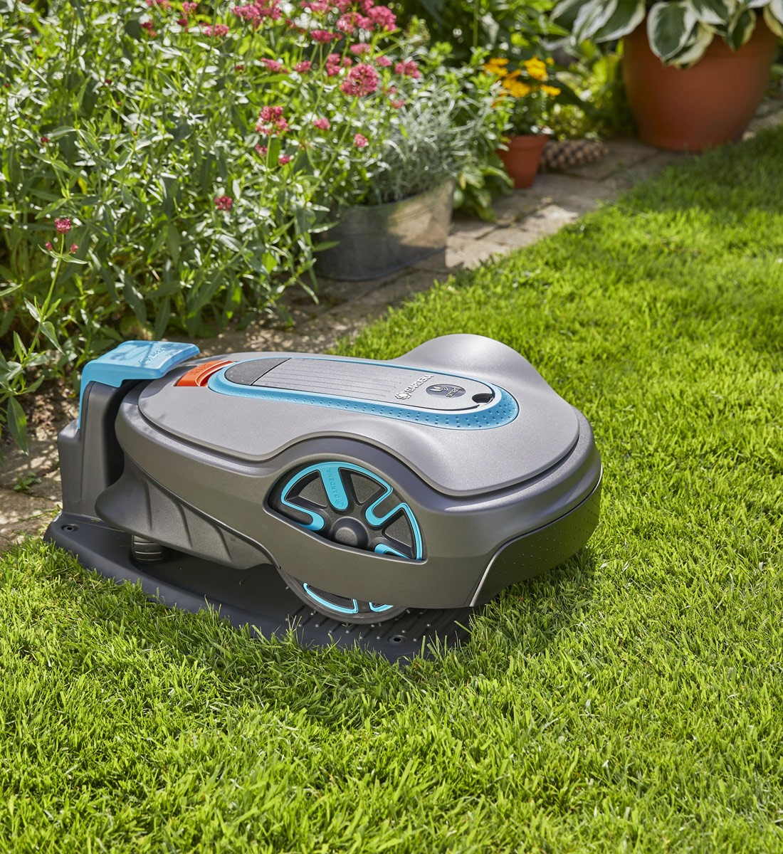 Robotklippare smart Sileno Life 750