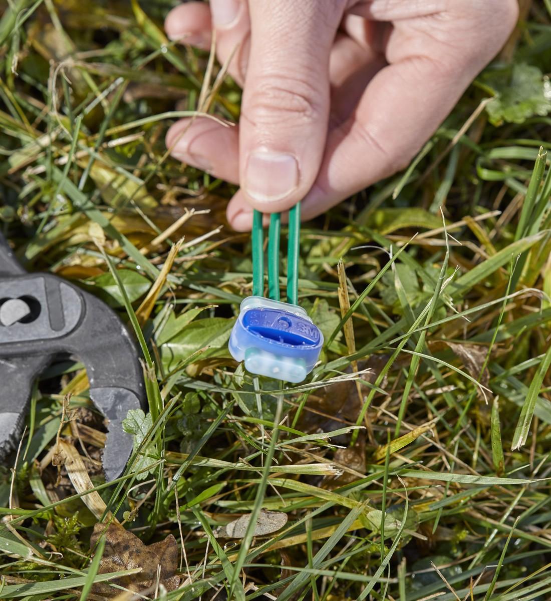 Skarvkoppling Gardena robotgräsklippare
