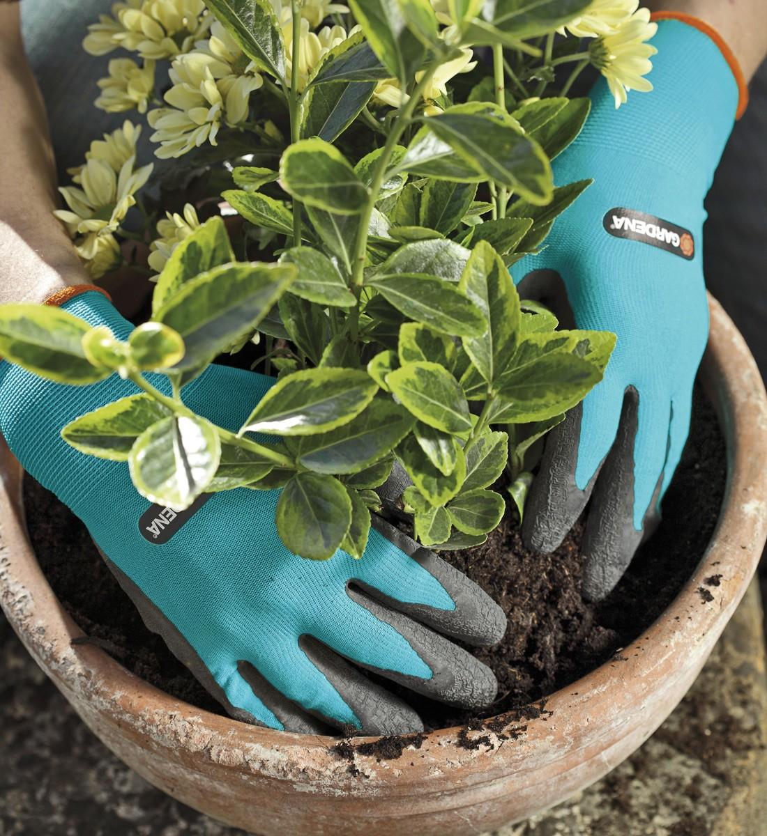 Planteringshandske Storlek 9/L